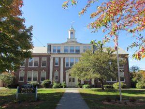 Proctor School, Topsfield MA
