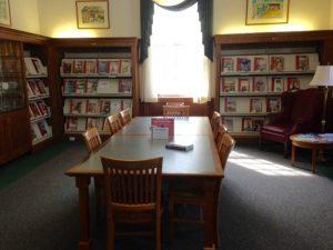 Periodicals Room